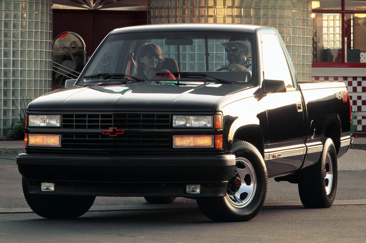 All Chevy 1991 chevy 454 ss for sale : GM EFI Magazine