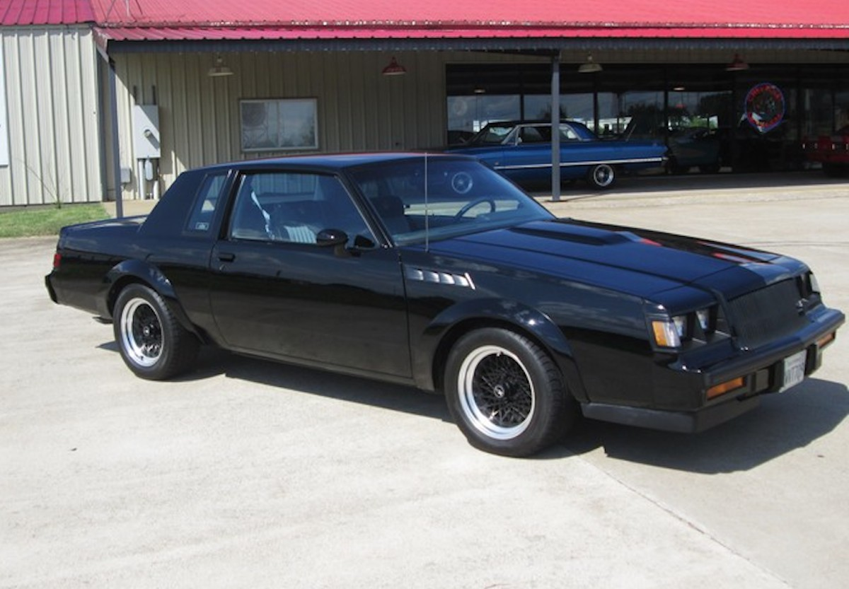Gm efi magazine charlie sheens gnx up for grabs in bowling green vanachro Choice Image