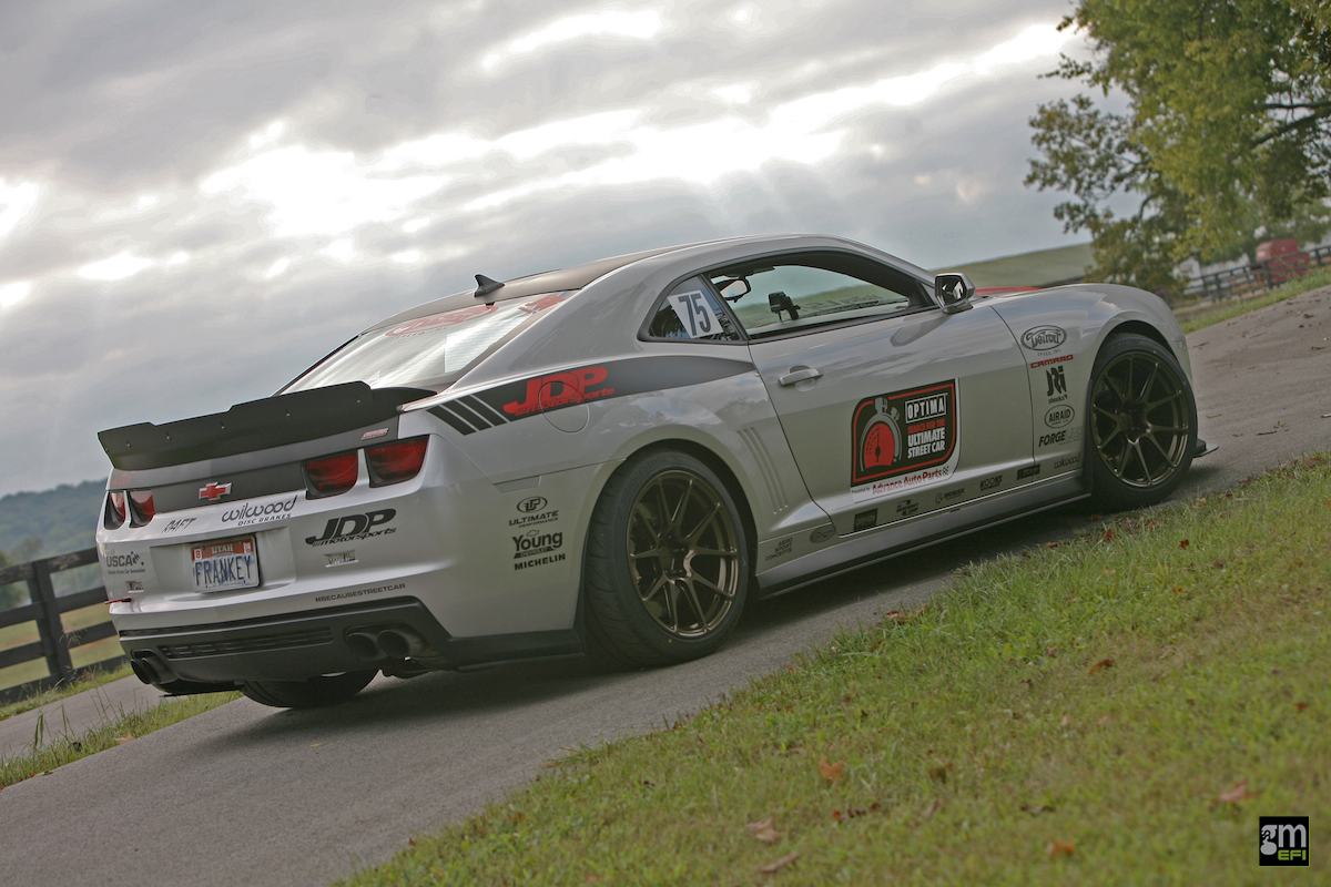 Ss Track Spec Suspension Package 2010 2015 Camaro Ss