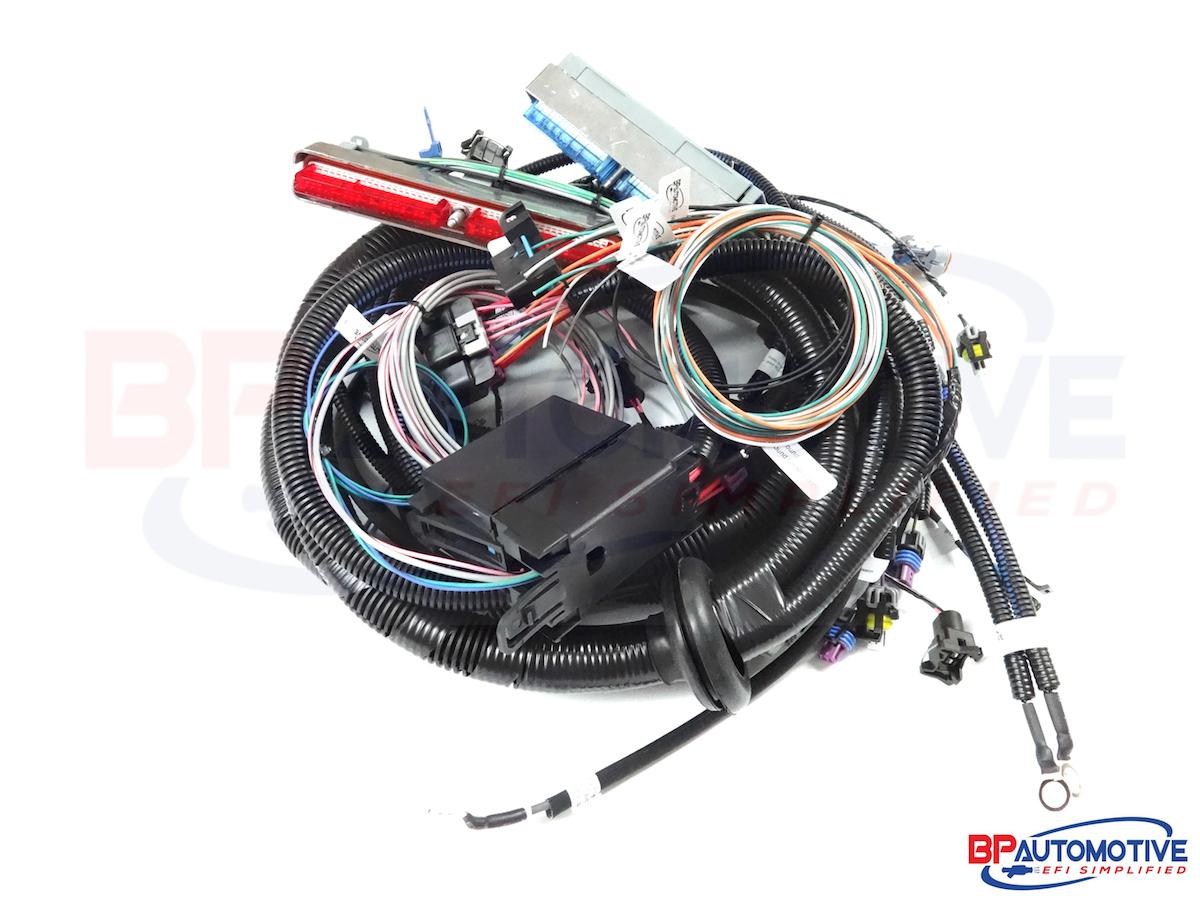 gm efi magazine bp wiring harness engine wiring harness headlight wiring harness
